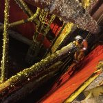 1 - Anode inspection via. rope access