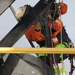 Swire Blue ocean - pacific osprey welding job